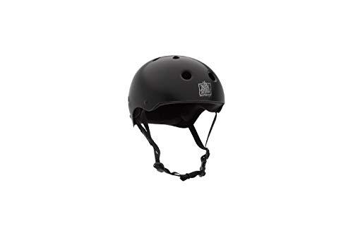 PRO-TEC(プロテック) CLASSIC SKATE (クラシックスケート) ヘルメット BMX&SKATE (Lサイズ,NEW DEAL SPRAY)