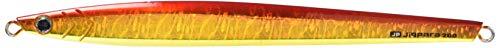 メジャークラフト ルアー メタルジグ ジグパラ バーチカル ロング #03 レッドゴールド JPVL-100