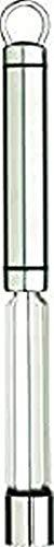 Kitchen Craft Pro-Tools & Soft Grip Tools Vide-Pomme à Poignée, Acier Inoxydable, Argent, 28 x 18 x 18 cm
