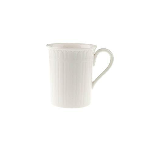 Villeroy & Boch Cellini Kaffeebecher, Premium Porzellan, 0,3 l