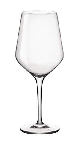 Electra Taça para Vinho Bormilo Rocco Transparente 375Ml