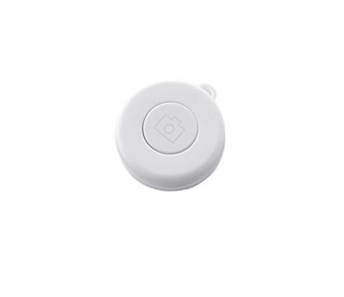 エレコム 自撮り棒 セルカ棒 Bluetooth リモコン付 ホワイト ホワイト P-SRBWH