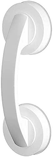DAQ Dusch-Haltegriffe Anti-Rutsch-Unterstützung Badewannen-Haltegriffe Badezimmer-Sicherheit Starker Saugnapf Armlehne Schublade Toiletten-Haltegriff, Wandmontierter Anti-Rutsch-Haltegriff, Badewanne