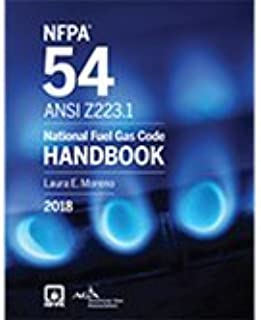 NFPA 54: National Fuel Gas Code Handbook (2018)