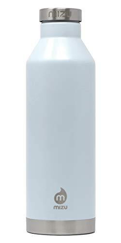 Mizu V8 Isolierte Flasche with Stainless Steel Cap 800ml Enduro Ice Blue 2020 Trinkflasche