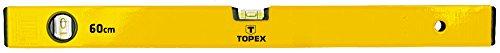 Topex 29C501 Nivel, Tipo 50o (40 cm, 2 Burbujas), 40cm