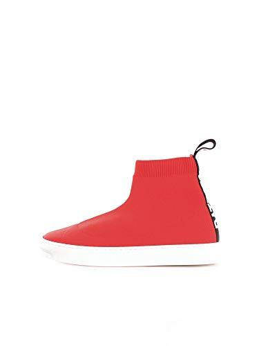Patrizia Pepe , Damen Sneaker Rot rot, Rot - rot - Größe: 38 EU