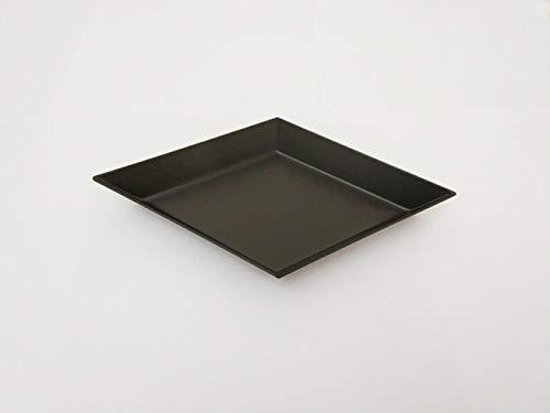 3 STKS Veelhoek Sieraden Display Plaat Desktop Combinatie Opbergvak Nordic Geometrische Diamond Fruitschaal Plaat Metalen Zeshoekige Cake, zwart S
