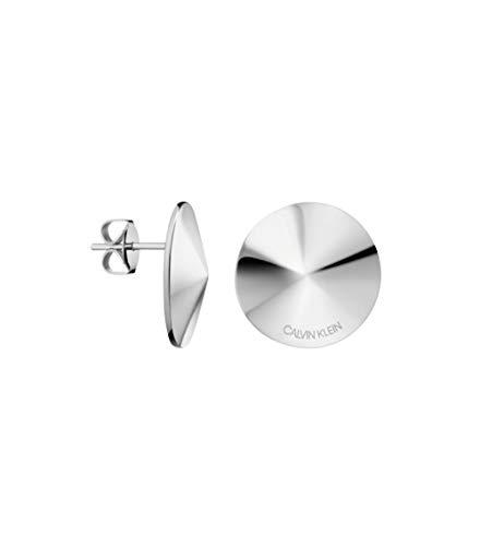 Calvin Klein - Pendientes colgantes - acero inoxidable acero inoxidable 7612635127514