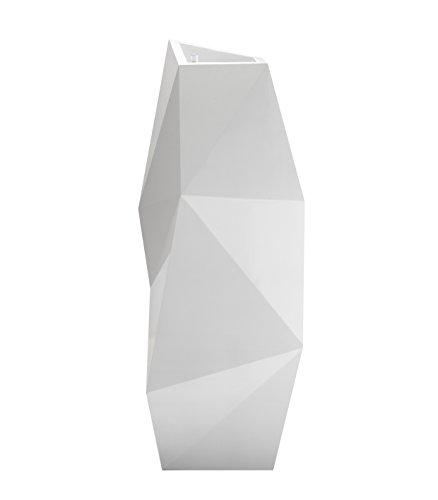 Vondom Resteve Faz Maceta xl Media Lacado Blanco 54012F 24 kg