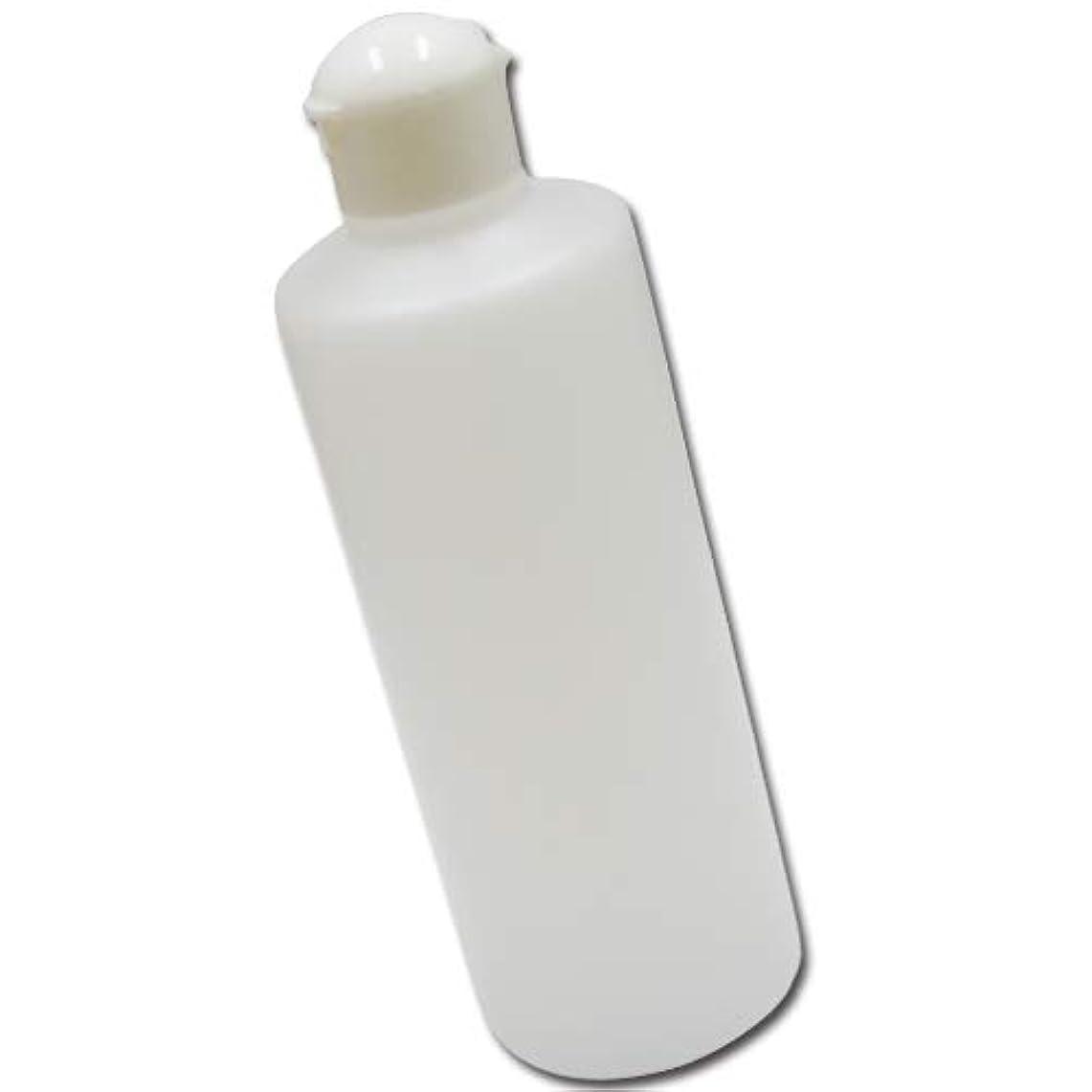 店主湖ベーカリー詰め替え容器ワンタッチキャップ300ml (半透明)│業務用ローションやうがい薬、液体石鹸、調味料、化粧品などの小分けに便利なボトル
