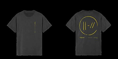 T-Shirt # M Unisex # Big Logo Slim-Fit
