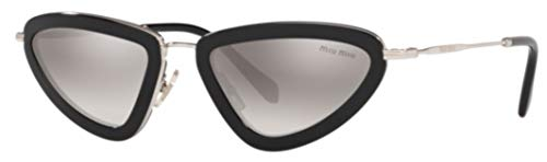 Miu Miu 60US SOLE Gafas de sol Mujer Negro