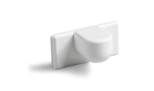 Lichtblick MH.001.SB Magnethalter für Jalousie und Plissee -
