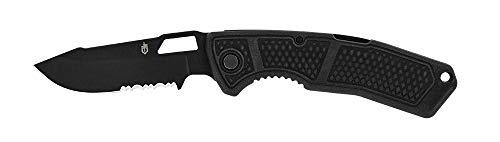Gerber 31-003668 Couteau Pliant de Poche avec Clip de Poche Noir 7,8 cm