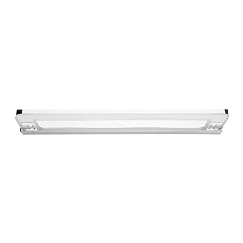 Spiegellampen roestvrij staal acryl mat spiegellamp badkamer LED badkamerspiegel voorlicht eenvoudig modern make-up licht waterdicht spiegellicht