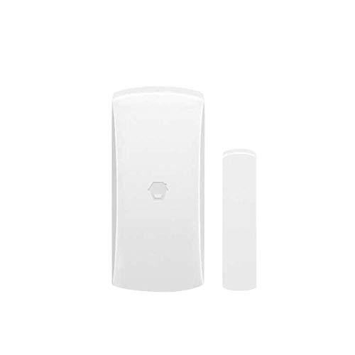 Funien Contacto de Puerta/Ventana, Chuango 315Mhz DWC-102 Sensor de Alarma de Ventana de Puerta Automatización Detector de intrusión Alarma antirrobo para Sistema de Alarma