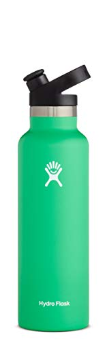 Hydro Flask 21 oz Water Bottle, Sport Cap - Spearmint