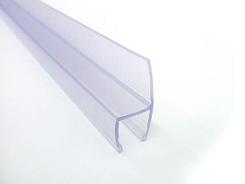 RPB Docce - Profilo H3 vetro 8/10 mm baffo 14 MADE IN ITALY per box doccia in Vetro