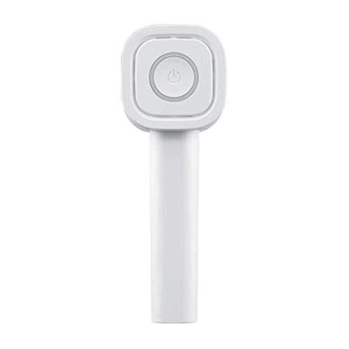 YUTRD ZCJUX Tela Shaver, eléctrica removedor de la Pelusa, Ropa Shaver, extraíble Bin reemplazable de la Hoja (Blanco)