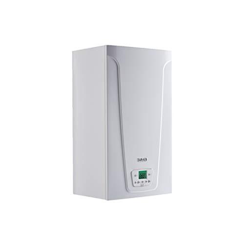 Caldera de gas mixta, serie Neodens Plus Eco 24/24F, con potencia 24 kW, de bajo consumo, 30 x 40 x 70 centímetros (Referencia: 7221171)