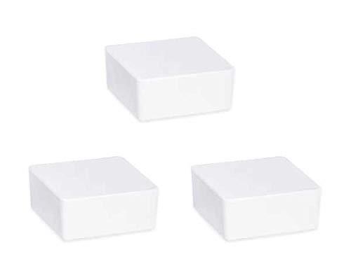 Wenko 69268800 Raumentfeuchter Cube 1000 G Luftentfeuchter-Nachf Ller, Weiÿ