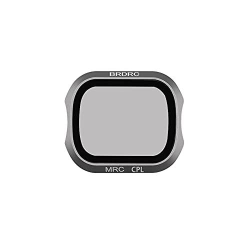 V-MAXZONE Filtro de Lentes para dji para Filtro de cámara Pro Mavic 2 Filtro UV CPL ND Filtro ND16 ND32 ND4 ND8 para Mavic 2 Pro Accesorios DRONO ( Color : CPL )