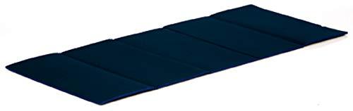 TOGU Unisex– Erwachsene Premium Easy Gymnastikmatte, schwarz,180 x 60 x 0,9 cm