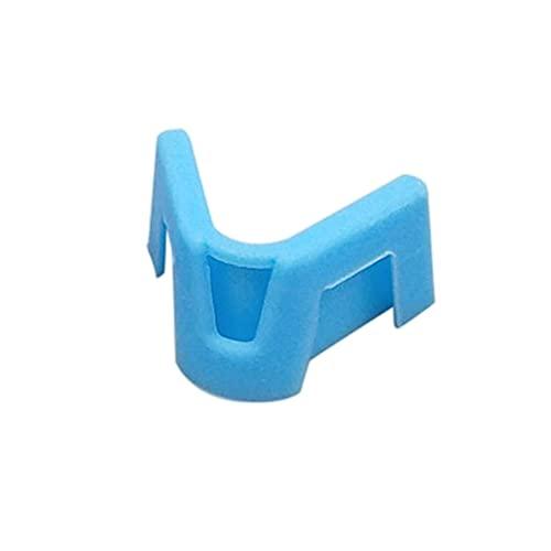 Akkem - Pinza de nariz, banda de puente de nariz, silicona reutilizable