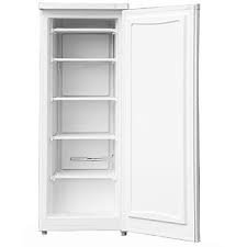 5.8 Cu. Ft. Upright Freezer - White