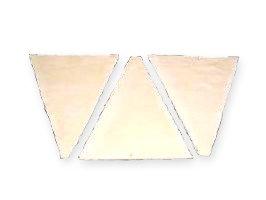 ママパン クロワッサン板 イズム 冷凍生地 三角 43g×20