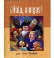 Jarvis Hola Amigos, 7th Edition (Spanish Edition)