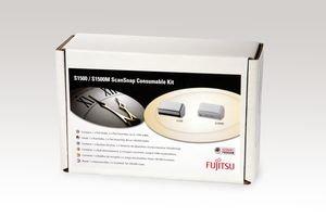 Consumable Kit für Fujitsu S1500/S1500Deluxe/S1500M/3586/fi-6110Scanner–Pflegeset für ScanSnap N1800–013A