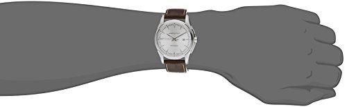 Hamilton Men's H32715551 Jazzmaster Viewmatic Silver Dial Watch