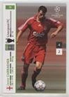 Jamie Carragher (Trading Card) 2007-08 Panini UEFA Champions League - [Base] #73