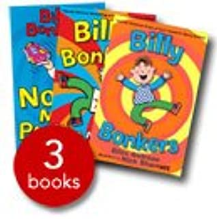 Billy Bonkers x 3 copy pack - The Book People