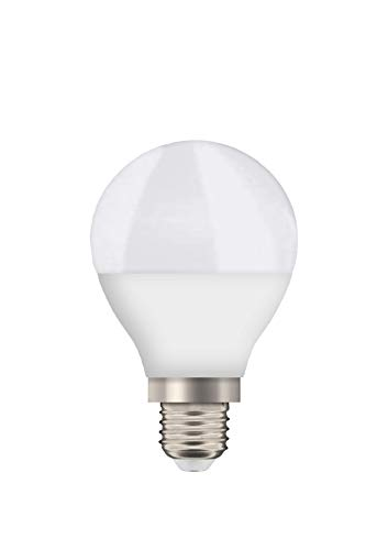 Logicom R Home Bulbby F Glühlampe, angeschlossen, 5 W, entspricht 50 W, 16 Millionen Farben, Sockel E27/A+, programmierbar und Sprachsteuerung)