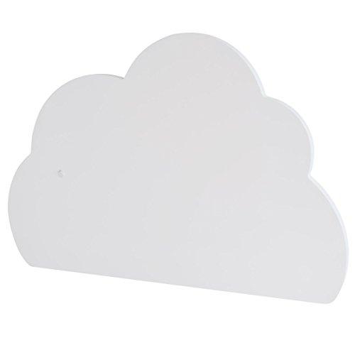 Bainba Cabecero Infantil Nube con Luz (para colchones 105)
