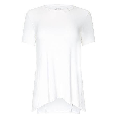 Jockey - Feel Good Lounge - T-Shirt (XS Weiß)