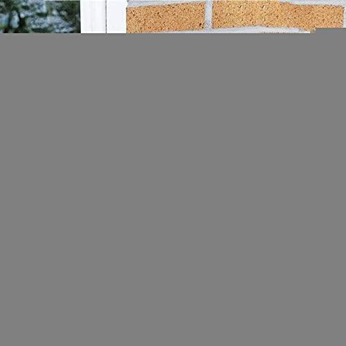 CJDM Rieles de Agarre de Madera Al Aire Libre, riel de Agarre a Prueba de Agua para discapacitados WC Reja de Soporte de Seguridad para baño/Pasillo/escaleras/Garaje subterráneo