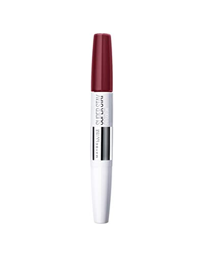 Maybelline Superstay 24H Lippenstift, Nr. 185 Rose Dust, 5 g