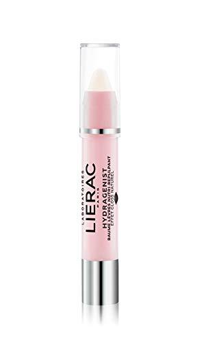 LIERAC HYDRAGENIST  Balsamo labbra nutri-rimpolpante effetto gloss naturale - Acido Ialuronico - Labbra idratate e luminose - 3ml