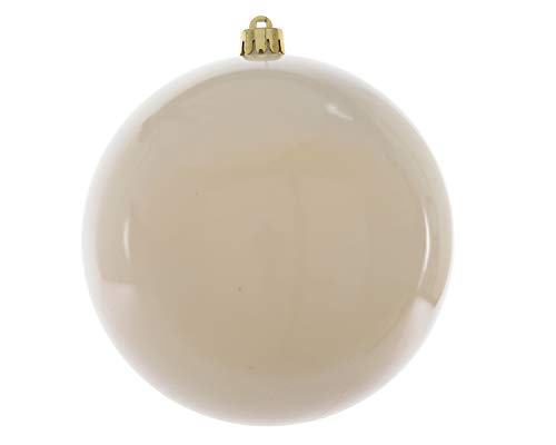 BaraldiCotillons Palla di Natale Bianco Lana MM.200