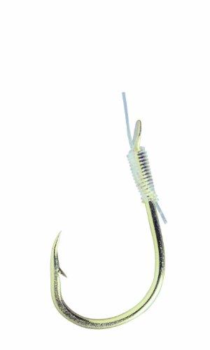 Balzer Camtec Mais Haken 60cm - 10 gebundene Angelhaken zum Friedfischangeln, Haken für Weißfische, Friedfischhaken, Einzelhaken, Hakengröße/Schnurdurchmesser:Gr. 2 / 0.30mm