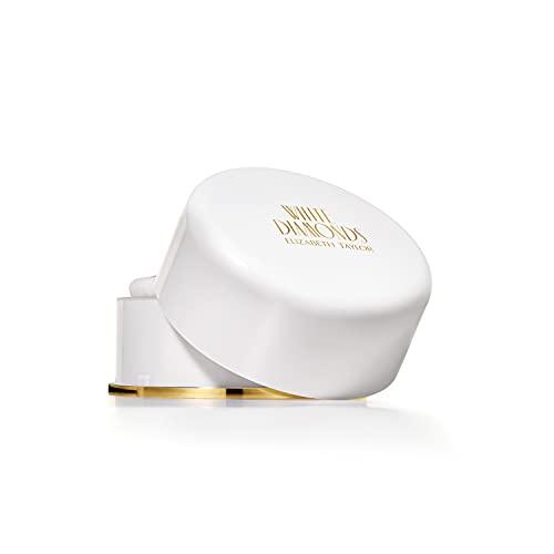 Elizabeth Taylor (elk2h) White Diamonds Perfumed Body Powder With Puff 2.6 Oz/ 75 G for Women By Elizabeth Taylor, 2.6 Fl Oz