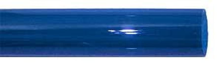 End Caps - T8 Tube Guards 4FT T8 Blue Sleeve (Case of 24)