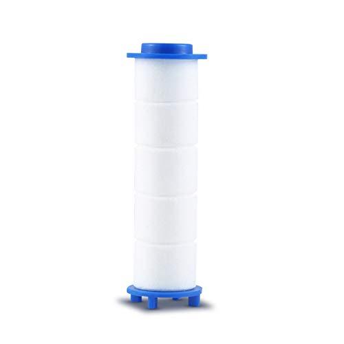 SC Transparant Filter Douche Drie-speed aanpassing Een knop om te stoppen Water Verhogen Water Druk Douchekop