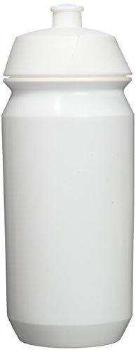 Tacx Shiva Bottle Unprinted - 500cc, White