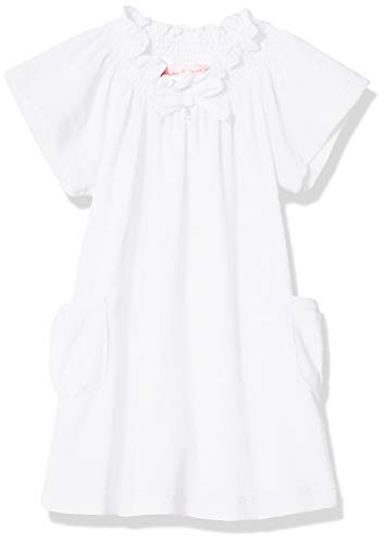 Tommy Bahama Girls' Toddler Swimsuit Coverup, White, 4T
