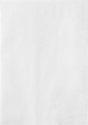 RNK 2942 - Versandtasche mit Papprückwand Haftklebeverschluss, DIN B4, 120g/m², weiß, 1 Packung à 5 Stück